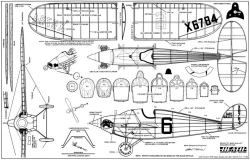 Heath Baby Bullet model airplane plan