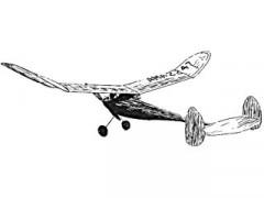 Herald model airplane plan