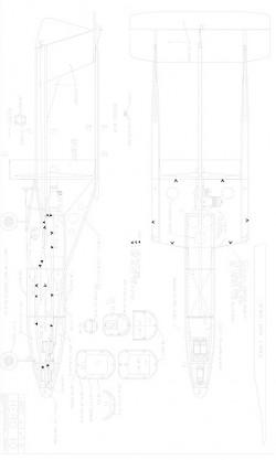 Hero 40 model airplane plan