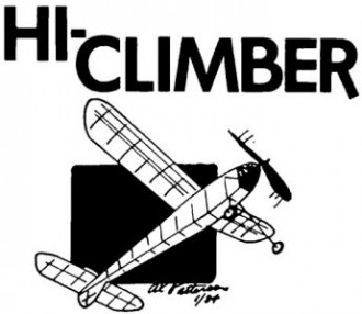 Hi-Climber model airplane plan