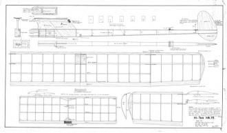 Hi-Tee Mk15 model airplane plan