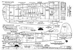 Hi Boy model airplane plan