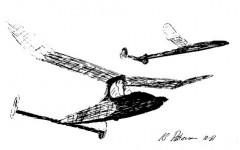 Hi Ho model airplane plan