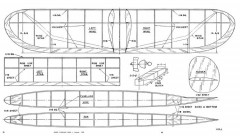 High Performance Sportster-MAN-08-49 model airplane plan