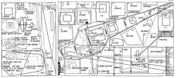 Hollandair Libel(1) model airplane plan