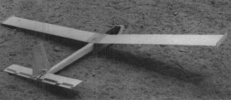 Hollywood Square model airplane plan