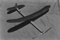 Homesick Angels model airplane plan