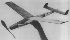 Hot Box model airplane plan