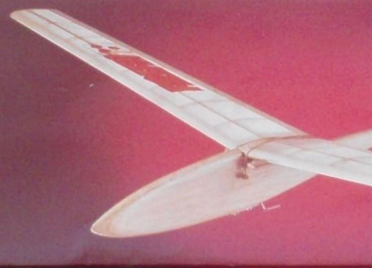 Humbrol Firefly model airplane plan