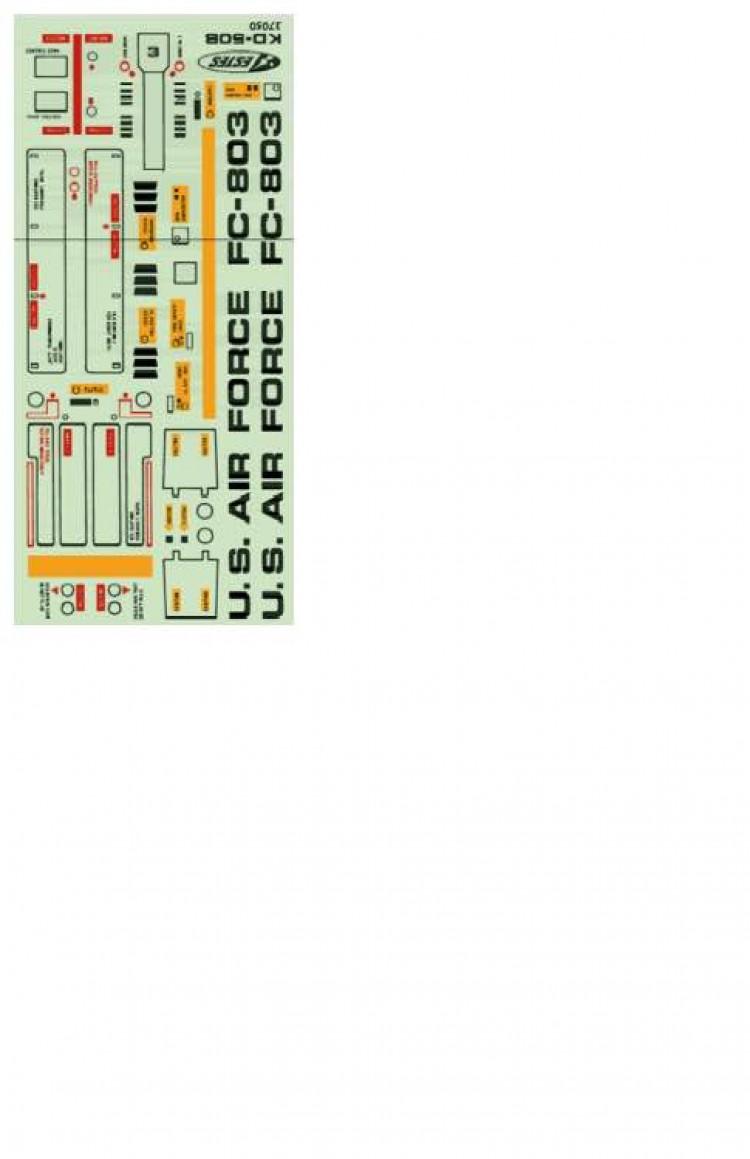 INTERCE1 model airplane plan