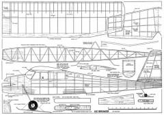 Ice Breaker-FM-02-03-1964 model airplane plan