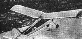 Infant Sportser model airplane plan