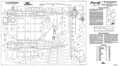J-19 Sportsman DMI model airplane plan