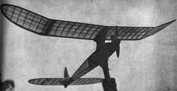 J.U. 2 model airplane plan