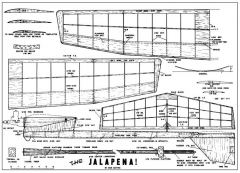 Jalapena-FM-08-68 model airplane plan