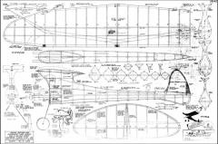 Jap Slapper model airplane plan