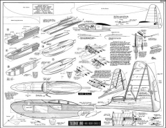 JascoThermic 100 model airplane plan