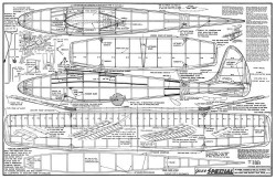 Jasco Special model airplane plan
