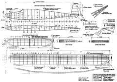 JerseySkeeter model airplane plan