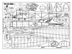 Jitter Bug model airplane plan