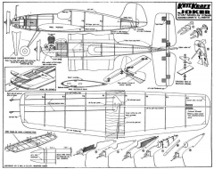 Joker kk model airplane plan
