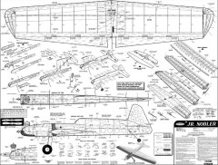 Junior Nobler model airplane plan