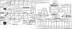 Kayo 72in model airplane plan