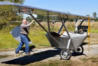 Kimbrel Dormoy Bathtub model airplane plan