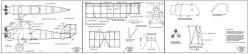 Kinner Crackerbox-FAC model airplane plan
