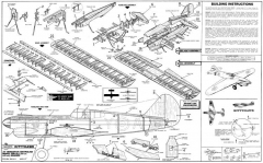 Kittyhawk Mk2 model airplane plan