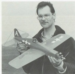 Kobra model airplane plan