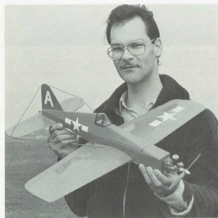 Kobra model airplane plan