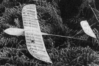 Krill model airplane plan