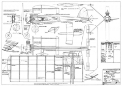 Kunstvlieg model airplane plan
