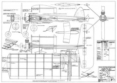 Kunstvlieg model airplane plan