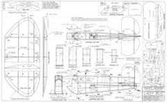 LadyBug model airplane plan