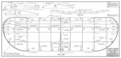 Lazy Bee 48 wing model airplane plan