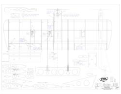 Li'l Satan 180 model airplane plan
