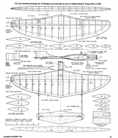 Lil Stingray AM 11 1964 model airplane plan