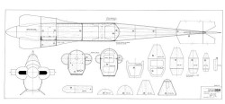 LittleGem model airplane plan