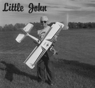 Little John model airplane plan