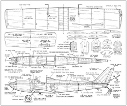 Little Roughneck-AM-11-63 model airplane plan