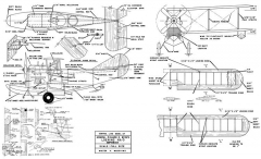 Loening NA-3-MAN-05-48 model airplane plan