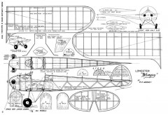 Longster Wimpy-MAN-09-54 model airplane plan