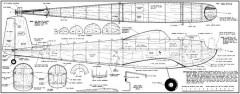 Low Ender model airplane plan