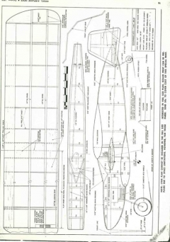 Lynx Mk15 model airplane plan