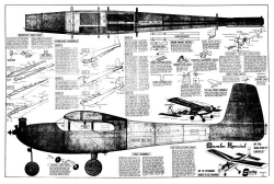 Mambo Special model airplane plan