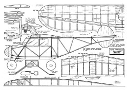 Maybe model airplane plan