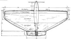 Metk1 model airplane plan