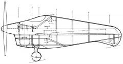 Metk2 model airplane plan